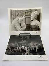 1965 Two On A Guillotine Lot Of 2 Promo Movie Photographs Connie Stevens