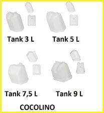 Kart Tank Benzintank Wechseltank Kunststoff  3 Liter bis 9Liter   tank reservoir