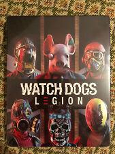 Watch Dogs Legion Steelbook - Neu - Custom - Ohne Spiel