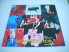 U 2  / ACHTUNG BABY - THE VIDEOS  Europe Laserdisc Pal version