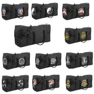 Proforce Deluxe Pro Gear Bag Karate Martial Arts 7 Styles to Choose From
