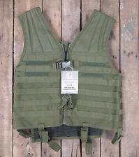 Military Law Enforcement Tactical MOLLE Modular Assault Vest 5405, Olive Drab