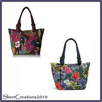 New Vera Bradley Hadley East West Tote Bag Purse Shoulder Handbag