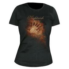 "Nightwish official girlie T-shirt ""Toolmaker"" black NEW (XL)"
