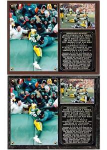 Lambeau Leap Memorable Moment Photo Plaque LeRoy Butler Green Bay Packers