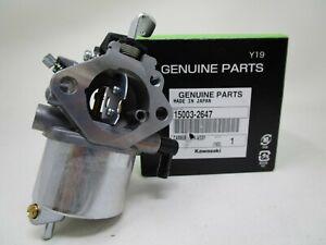 Kawasaki 15003-2647 Carburetor Genuine FE290D, FE290R, HF100A Club Car