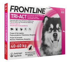 FRONTLINE Tri-Ley Perros 40/60 KG [3 Pipetas - Herbicida&Antiflebotomi]