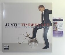 Justin Timberlake Signed Autographed FutureSex/LoveSounds Vinyl Album JSA COA