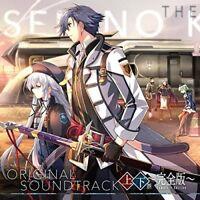 Legend of Heroes Sen no Kiseki III Complete Soundtrack Japan Game Music CD NEW
