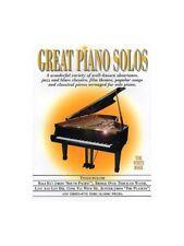 Great Piano Solos - The White Book - Klaviernoten [Musiknoten]