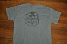t-shirt xlarge chuys tex mex austin texas mexican food 23 inches pit to pit