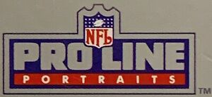 1992 Pro Line Portraits NFL Trading Cards. You pick them to complete your set!