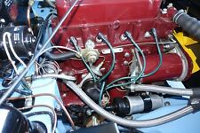 Nos mgb ignition leads new old stock jamais monté WC200 capuchon bouchon d'entrée côté nos