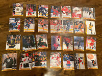2020-21 Upper Deck Series Canvas Lot Jack Hughes Auston Matthews More! 42 Total