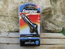 ENERGIZER RÁPIDO DE CARGA / ENERGIZER FAST CHARGING IN-CAR CHARGER FOR MICRO USB