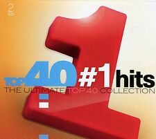 Top 40 #1 Hits : The Ultimate Top 40 Collection (2 CD)