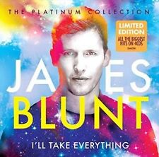 I'll Take Everything: Platinum Collection by James Blunt NEW SEALED CD 4 x CDs