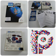 Sim Earth A Maxis Game for the Commodore Amiga Computer tested & working VGC