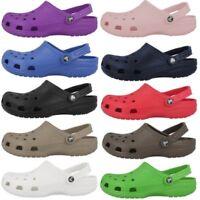 Crocs Playa Classic Zueco Sandalia Zapatos zapatillas BAÑO UNISEX Muchos Colores