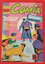 MV Comix 1969 Heft  8 , Asterix - Batman , Ehapa , Z 2 mit SM