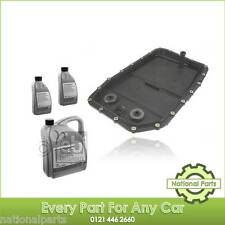 BMW Automatic Transmission OE Gearbox Pan Seal Sump Filter & ATF Fluid ZF6HP26