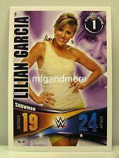 Slam Attax Rivals #097 Lilian Garcia