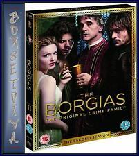 THE BORGIAS - COMPLETE SEASON 2  ***BRAND NEW DVD ***