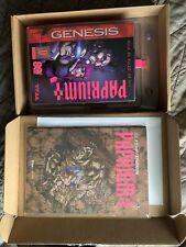 Paprium Limited Edition Sega Genesis USA(U) Watermelon Games W/ Manga, Rare