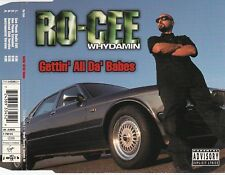 RO-CEE ‎: GETTIN' ALL DA' BABES / CD - TOP-ZUSTAND