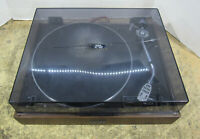 Pioneer PL-120 Auto Return Belt-Drive Stereo Turntable For Parts Or Repair