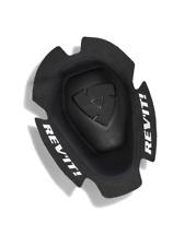 REV'IT! Dual Comp Type A Knee Sliders black - size universal