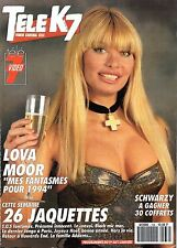 Mag 1994: LOVA MOOR_GEORGE LUCAS_EDDY MITCHELL_KRIS KRISTOFFERSON_VICTOR LANOUX