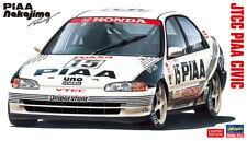 Hasegawa 20334 1/24 Scale Model Car Kit PIAA Honda Civic Ferio VTi EG8 JTCC'94