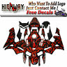 ABS Fairing Motorcycle Bodywork Kits Set for Honda CBR600RR F5 05 06 CBR600 RR
