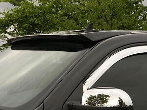"UNPAINTED-PRIMER FINISH TRUCK CAB VISOR ""LUND STYLE"" for 2007-2013 SILVERADO NEW"