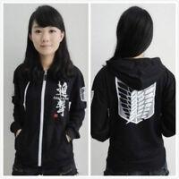 Attack On Titan Anime Survey Legion bodiness Hooded Sweatshirt Cosplay Hoodie