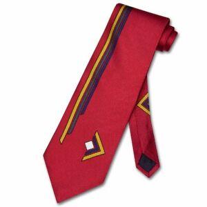 Papillon 100% SILK NeckTie Pattern Design Mens Neck Tie #337-2