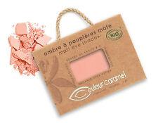 Couleur Caramel -  Fard à paupières Mat n°123 Rose Poupée Bio
