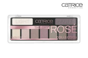 [CATRICE COSMETIC] The Dry Rose Collection Eyeshadow Palette 10g NEW