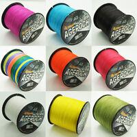 Special Supply 500M 6LB-100LB Dorisea PE Dyneema Braided Fishing Line All Colors