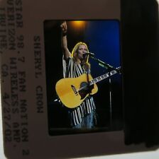 SHERYL CROW Soak Up the Sun Strong Enough All I Wanna Do Easy HOME SLIDE 30