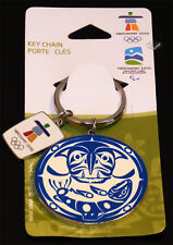 2010 Winter Olympics Vancouver Olympische Spiele Schlüsselanhänger keyring  Neu