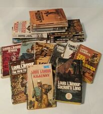 LOUIS L'AMOUR Paperback Books! Sold Individually Or Build Your Own Lot! Western!
