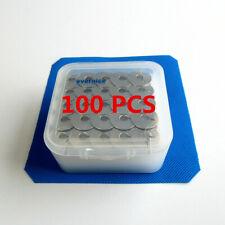 100 Pcs W/ Box Metal Bobbins For Pfaff Select 2.0 2.2 3.0 3.2 4.0 4.2 +