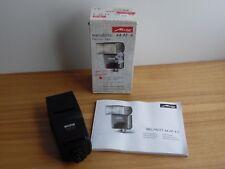 Canon Metz Mecablitz 44 AF-4C Speedlight T2i T3i T4i T5i T6i 40D 50D 60D 70D 7D