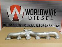 Detroit Series 60 Exhaust Manifold, Parts # 235111977