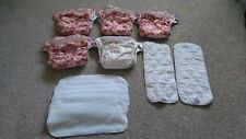 Bambino Mio Miosolo all in one Cloth Nappy x5 Bundle (used)