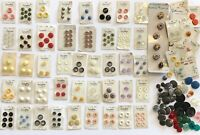 HUGE LOT VINTAGE BUTTONS La Petite La Mode UNUSED / USED Colorful (Lot #3)