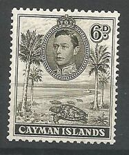 Turtles Caymanian Stamps