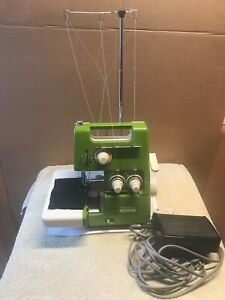 BROTHER HOMELOCK OVERLOCKER 3-THREAD, MODEL EH 045A, WORKING CONDITION